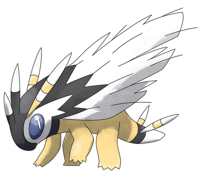 #??? Shrapnuill by Smiley-Fakemon