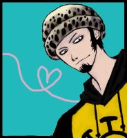 Trafalgar Law by BittersweetHorizon