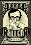 Woody Allen by roberlan