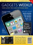 Magazine cover- Gadgets Weekly by fediaFedia