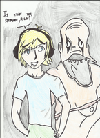 It was you,Stephano ? ... by NekoZange