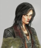 Mary Read by Krizy
