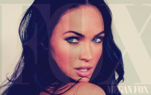Megan Fox - Wallpaper 15 by WalAlper