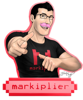 Markiplier by Yoru-kage12