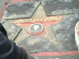 """Tommy Lee Jones Star """"in the making"""" by XXduckXmasterXX"""