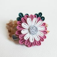 Pink Clip by Arleen