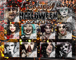 ~ICONOS{Halloween} by CarefulMC