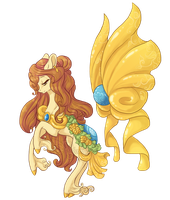 Faering Auction : Belle (CLOSED) by AlimareEmpire