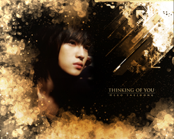 -:Jaejoong wallpaper:- by narusasuchan