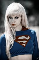 Supergirl: JLU 7 by AliceInTheTARDIS