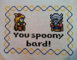 You Spoony Bard! by PolygonRainbow