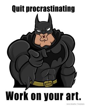 Batman | Batmetal Motivation by TrulyEpic