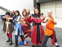 Avatar group by NovemberCosplay