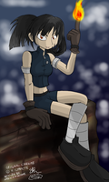 Request: Nephele by OnePieceOfSHiTaKE