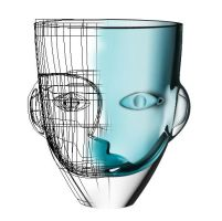 Vector Face Cup by zmtejani