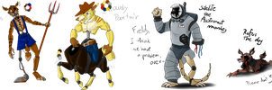 More Fnaf Adopts CLOSED by That-Alcoholic-Cat