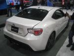Toyota 86 (Scion FR-S) Back by granturismomh