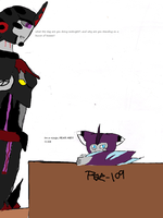 Me and Nightmare: I IZ NINJA AND SHORT by raelynn109