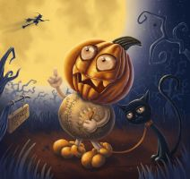 Hallo, Halloween! by Ksenos-ks