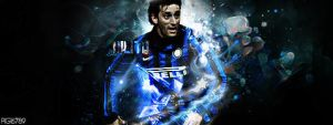 Milito Sign by PIGI6789