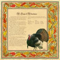 Book of Shadows The Turkey as a Symbol by Brightstone