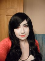 Marceline Makeup Test by cheese-cake-panda