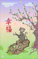 Year Of Monkey by broom-rider