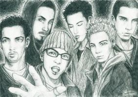 Linkin Park by ThatOneGuyThere