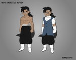 DBSQ Character revamp by Moffett1990