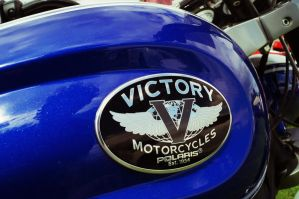 Victory Motorcycles Badge by Taking-St0ck