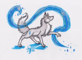 Power of Water by Wolf-Spirit14