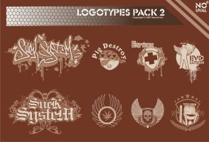LogoTypes Pack 2 by inumocca