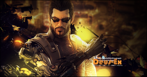 Deus-ex by matrix2525