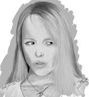 Familiar Faces 2/100 - Rachel McAdams by NoxPsycho