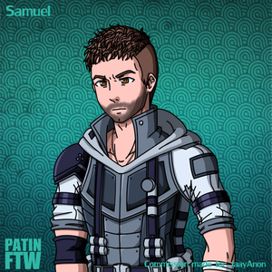 Commission - Samuel by PatinFTW