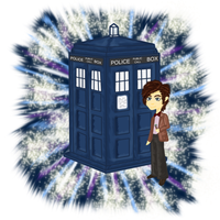 11th Doctor by Shinta65