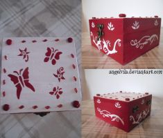 Butterfly Box by Angelvila