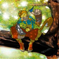 Sun WuKong the Monkey King by Atomsk025