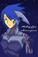 Thinking of you by Candti