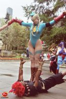 Cammy Cosplay Ikuy 15 by TheUnbeholden