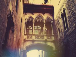 Gothic Quarter by sndraaa