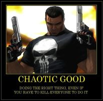 Chaotic Good by damianus
