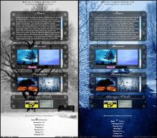 MsCrys Custom Winter CSS by Jamaal10