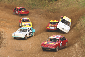 Stock car racing IV by CelticCari