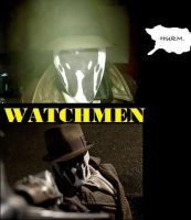 Rorschach Cosplay Preview by ReverseNegative