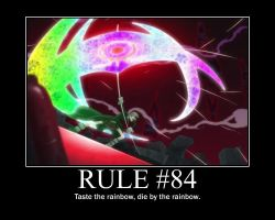 Soul Eater Rule 84 by trebor469