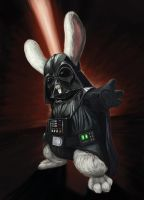 Darth Bunny by 8kx