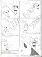 Freakin' Villager (Sketch) by lnsert-creative-name