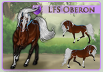 LFS Oberon by SweetLittleVampire