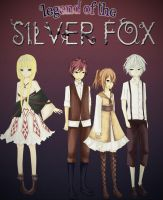 Legend of the Silver Fox - Characters by Massimow